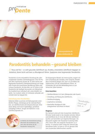 Titel_Magazin_Parodontitis