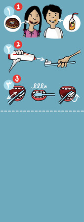 Bilderbuch Zahnbande