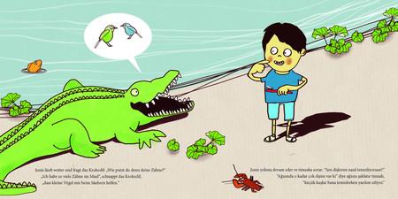 Kinderbuch Zähneputzen tierisch stark